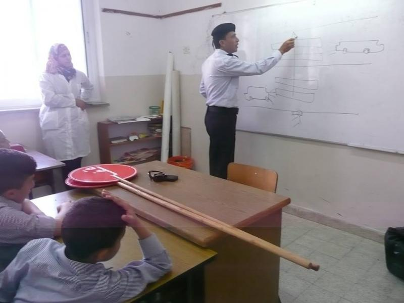 ABD Training With Polic